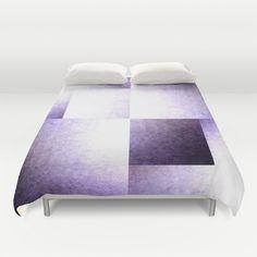 Purple Phaze Duvet Cover