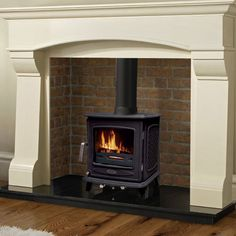 Related image Small Wood Burning Stove, Wood Fuel, Into The Woods, Wood Burner, Traditional Design, Cast Iron, Home Improvement, Home Appliances, Stoves