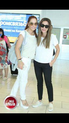 ΜΕΛΙΝΑ ΑΣΛΑΝΙΔΟΥ Melina Aslanidou in Mourtzi shoes www.mourtzi.com #mourtzi #thevoicegr #cyprus