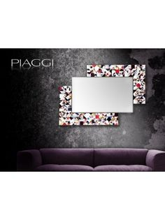 Kaleidoscope Multicolour Mirrors ♥♥ http://piaggi.co.uk/store