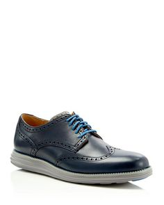 Cole Haan Original Grand Wingtip Oxfords