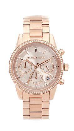 72877cc63f904 ¡Consigue este tipo de reloj de Michael Kors ahora! Haz clic para ver los