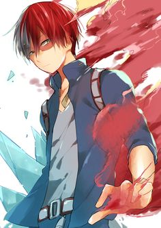 Boku no Hero Academia    Todoroki Shouto