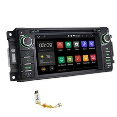 JOYING Inch JK Jeep Wrangler Head Unit with Android/Apple Capability *also links to other options - gotta' upgrade my stereo! Jeep Gear, Cj Jeep, Jeep Mods, Jeep Truck, Jeep Jku, Chevy Trucks, Jeep Wrangler Parts, Jeep Parts, Wrangler Tj