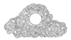 Lovein this .... Wanting a black cloud tatt to represent my nursing career and life in general - Lol!