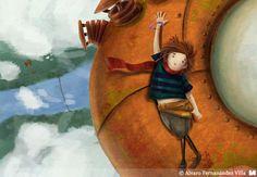 Alvaro F. Villa | Ilustradores Argentinos | La Ilustración Argentina Destacada