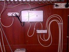 Instalación de un amplificador central para posibilitar canales nuevos del dividendo digital.