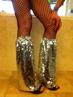 Disco Rave Wear by ElectricShrine on Etsy, $20.00