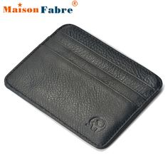 New brand Slim Credit Card Holder Mini Wallet ID Case Purse Bag Pouch for men Gift 1pcs #hats, #watches, #belts, #fashion, #style