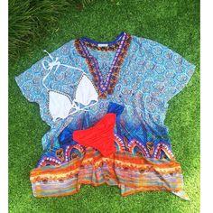 Harbor Mist Mid-Kaftan #ShirlClarkCollection #ShirlClark #Bahamas  #SafariCollection #TheSignatureTan #TribalAddiction #KaftanDress #Kimono  #CoverUp #wildprints  #YachtLife #LuxuryTravel #Exotic  #ResortLifestyle #bikini #beautiful #tropical #Beach #lifestyle #poolside #resort #fashion #style #WinterPark  www.ShirlClark.com