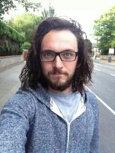 George Blagden selfie https://plus.google.com/communities/100681266945249733824