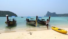 Just Journeys! Ko Phi Phi, Thailand
