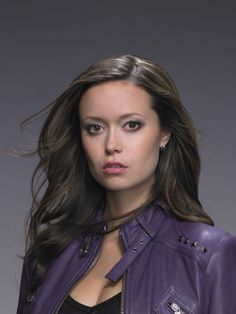 Summer Glau - ROWENA BLAIR, one of a brother and sister pair who come to Collinsport under mysterious circumstances