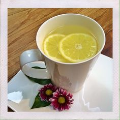 C L E A N S I N G   The perfect way to start the day is with lemon water!  I use Alka Power Australia water and organic lemons!  A great way to detox, cleanse and stimulate digestion!