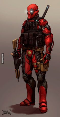 Deadpool 2030