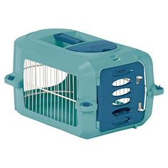 Portable Pet Crate 9' Tall Pet Carrier - Small Dog Dogs Cat Cats Carriers Airport Approved Air Travel -- Awesome dog product. Click the image : Dog crates
