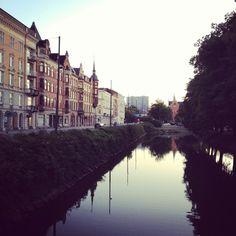 Malmö, Sweden.