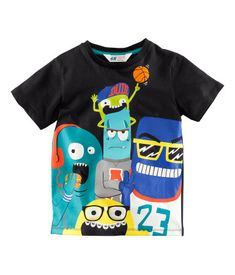 Monster T-shirt by H
