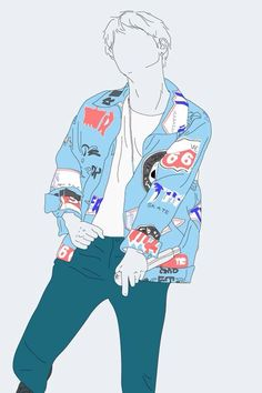 Suga from Bts Bts Suga, Bts Bangtan Boy, Oppa Ya, K Pop, Art Et Design, Diabetic Dog, Bts Drawings, Bts Fans, Kpop Fanart