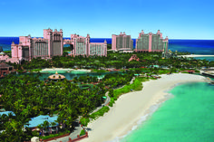 Top 10 Most Luxurious Resorts in the World #7 Atlantis Paradise Island, Bahamas