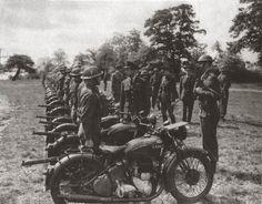 Phantom Reconnaissance Regiment with BSA M20