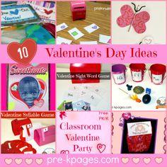 Top 10 Valentine's Day Activities and Ideas for Preschool and Kindergarten