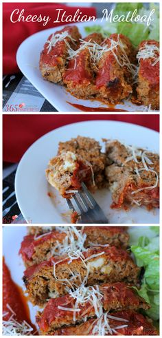 A twist on a classic comfort food, Italian meatloaf will be a family favorite!  @Ragusauce ad