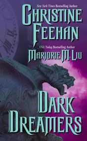 """This is a short one about Falcon and Tara......and the second book in here, """"A Dream of Stone and Shadow"""" introduced me to Marjorie M. Liu and her Dirk & Steele novels....which I will also be posting on here!"""