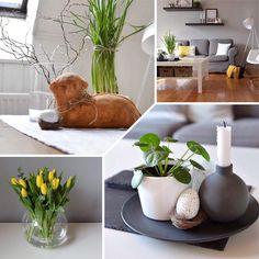 - My site Vase, Spring, Instagram, Decor, Decoration, Vases, Decorating, Deco, Jars
