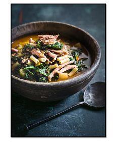 Donna Hay's Pea & Lentil Soup on Domayne' Style Insider Blog
