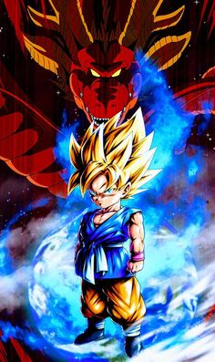 Wallpapers Dragon Ball Z Fondos de Pantalla HD Celular Dragon Ball Gt, Dragon Ball Image, Foto Do Goku, T Shirt Manga, Kid Goku, Ball Drawing, Animes Wallpapers, Fan Art, Manga Girl