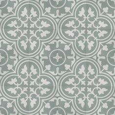 VN Azule 27 Olive Zementfliesen von Designfliesen.de