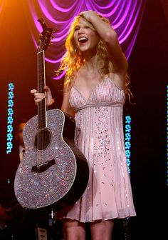 Taylor Swift - 2008 ACM New Artists Party For A Cause