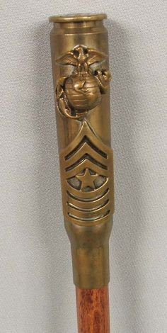 Trench Art Swagger Stick