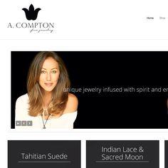 My web site! www.acompton.com Spiritual Jewelry, Fine Jewelry, Unique Jewelry, Lace, Racing, Costume Jewelry, Jewelry
