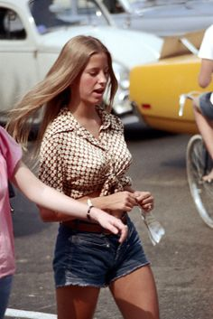vintage everyday: American Young Fashion in the early 1970s – Boston Street Teens Through Nick Dewolf's Lens in 1971
