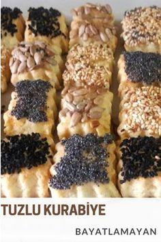 Tuzlu Kurabiye (Bayatlamayan) #tuzlukurabiyebayatlamayan #kurabiyetarifleri #nefisyemektarifleri #yemektarifleri #tarifsunum #lezzetlitarifler #lezzet #sunum #sunumönemlidir #tarif #yemek #food #yummy