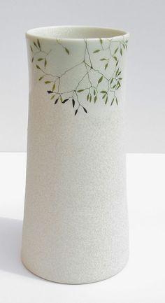 porcelain vase by Karin Eriksson | Flickr - Photo Sharing!
