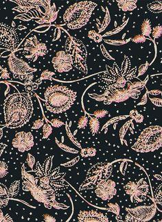 #Pattern by Florinda Sandri for Monoprix#Monoprix#floral pattern#lingerie#@florindasandri