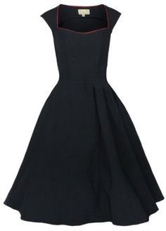 Lindy Bop 'Grace' Vintage 1950's Rockabilly Style Bengaline Swing Party Evening Dress,$46.99