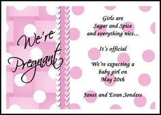 customize your unique pregnancy cards for announcing your are pregnant at CardsShoppe at affordable prices