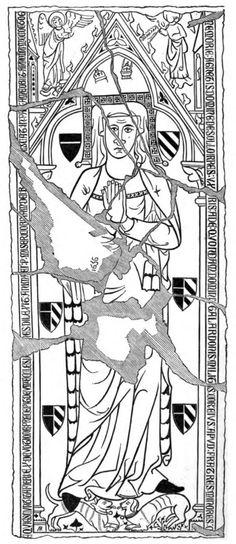 Agnès de Soulaires (1280)