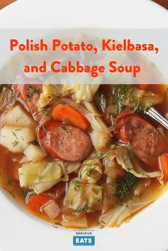 A one-pot, 30-minute meal designed to comfort you with cabbage.