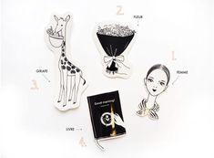 2020.06 オリジナルステッカー | さらば、思うだけ Stickers, Accessories, Decals, Jewelry Accessories