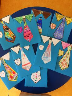 Fathers Day Crafts For Kids Preschool Kids Crafts, Kids Fathers Day Crafts, Fathers Day Art, Book Crafts, Fathers Day Gifts, Easy Crafts, Kindergarten Crafts, Preschool Crafts, Primary School Art