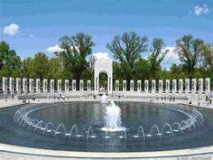 National World War ll Memorial- Washington, D.C.