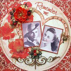Remember Me - Scrapbook.com