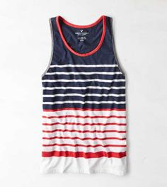 AEO Colorblock Stripe Tank - Buy One Get One 50% Off