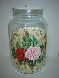 Pote Rosas 3 litros