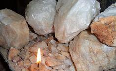Mineral Seleccionado piedra cuarzo